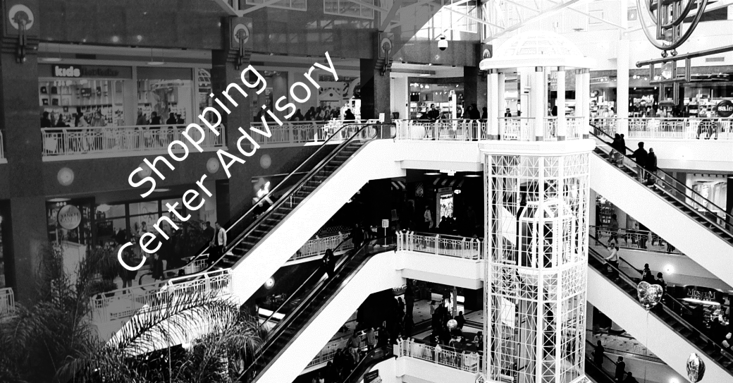 Crisis slowed center foot traffic? – We can dramatically improve upon underperforming shopping centers