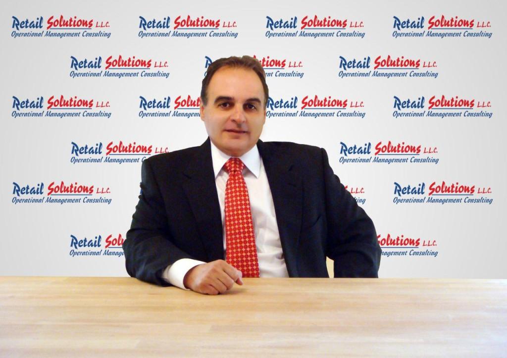 Art Vartanian -  Retail Solutions General Director